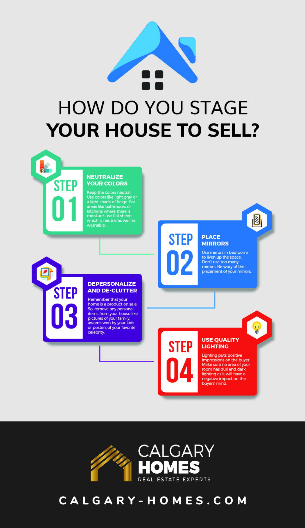 Stage Your House To Sell